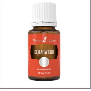 Young Living Cedarwood Essential Oil NEW